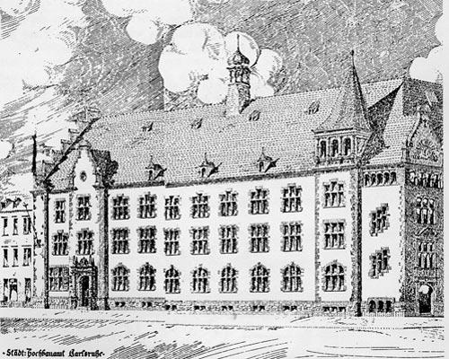 Gutenbergschule Geschichte